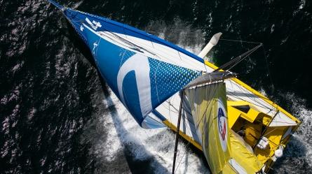 Skipper : ARNAUD BOISSIERES (FR)