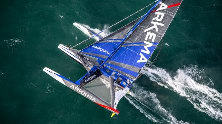 Multi50 Arkema 4 - Skipper : Quentin Vlamynck (FR)